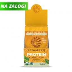 Sunwarrior proteini – malo pakiranje v vrečki, okus naravni,  25 g