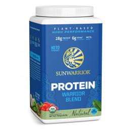 Sunwarrior Warrior Blend rastlinski proteini - Naravni, 750 g