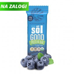 Sol Good Bar tablica z okusom borovnice, 62 g