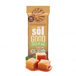 Sol Good Bar tablica z okusom slane karamele, 66 g