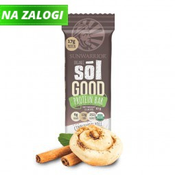Sol Good Bar tablica z okusom cimeta, 67 g
