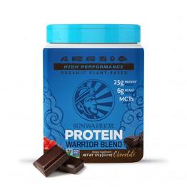 Sunwarrior Warrior Blend rastlinski proteini - Čokolada, 375 g