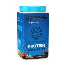Sunwarrior Warrior Blend rastlinski proteini - Čokolada, 750 g