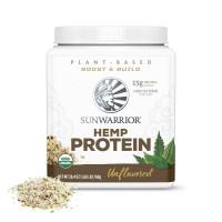 Sunwarrior konopljine beljakovine, naravni okus (nesladkan), 750 g