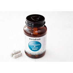 L-theanin z meliso (30 kapsul)