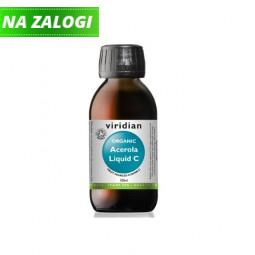 Ekološka acerola tekoči vitamin C (100 ml)
