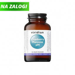 D-manoza z brusnicami PH (50 g)