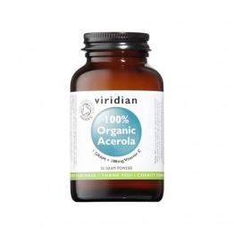 Ekološka Acerola - vitamin C v prahu, 50 g