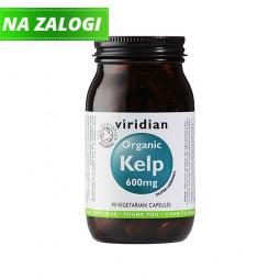 Ekološki Kelp, 600 mg (90 kapsul)