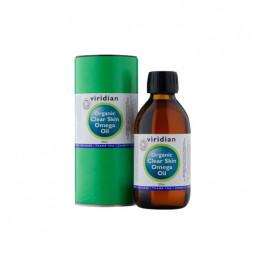 Ekološko omega olje Čista koža (200 ml)