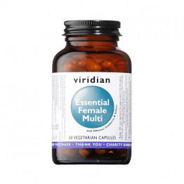 Esencialni ženski multivitamini (60 kapsul)