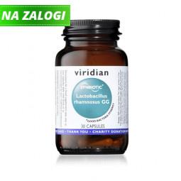 Probiotik Lactobacillus rhamnosus GG, 30 kapsul