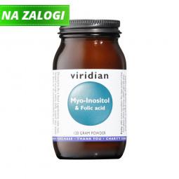 Myo-Inositol s folno kislino (120 g)