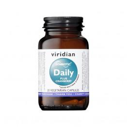 Simbiotična mešanica probiotikov z brusnicami (30 kapsul)