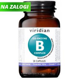 B kompleks koencim (30 kapsul)