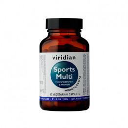 Športni multivitamini in minerali (60 kapsul)