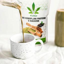 Konopljini proteini s kakavom, 300 g