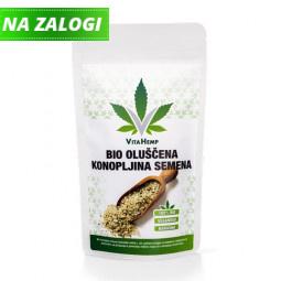 Oluščena konopljina semena, 200 g