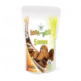 HEMPpriGRIZKI - 5 semen 100 g