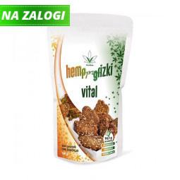 HEMPpriGRIZKI - Vital, 100 g