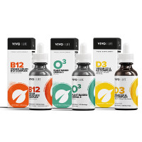 D3+B12+Omega3 jesenski paket 3-pack