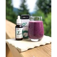 Omega-3 vegansko olje z EPA & DHA Vivolife, 60 ml