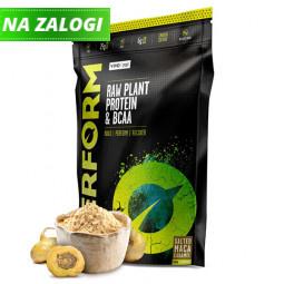 Veganski proteini Vivo Life Slana karamela in maca 988g