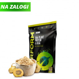 Veganski proteini Vivo Life Slana karamela in maca 504g