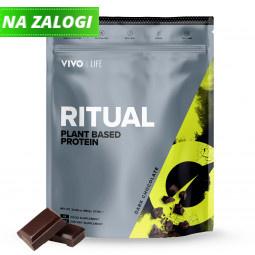 Veganski proteini Vivo Life Ritual - čokolada