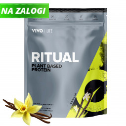 Veganski proteini Vivo Life Ritual - vanilija