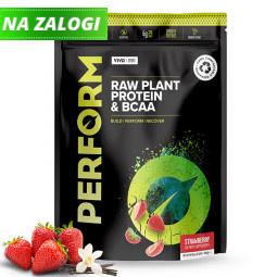 Veganski proteini Vivo Life Jagoda 988g