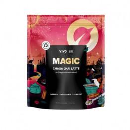 Rastlinski latte napitek Magic – Chaga chai latte, 120 g