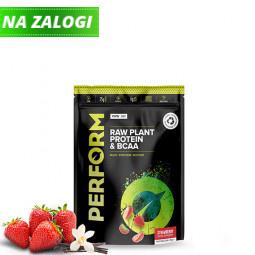 Veganski proteini Vivo Life Jagoda 532g
